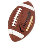"""Champion Sports Pro Composite Football, Junior Size, 20.75"""", Brown Product Image"""