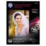 HP Premium Plus Photo Paper, 11.5 mil, 5 x 7, Glossy White, 60/Pack Product Image