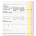 Iconex Digital Carbonless Paper, 3-Part, 8.5 x 11, White/Canary/Pink, 1, 670/Carton Product Image
