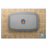Koala Kare Horizontal Baby Changing Station, 35 x 22, Gray Product Image