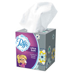 Puffs Ultra Soft Facial Tissue, 2-Ply, White, 56 Sheets/Box Product Image