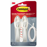 Command Cable Bundler, White, 2/Pack Product Image