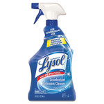 Professional LYSOL Brand Disinfectant Bathroom Cleaner, 32oz Spray Bottle Product Image