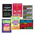 """TREND ARGUS Poster Combo Pack, """"Life Lessons"""", 13 3/8w x 19h Product Image"""