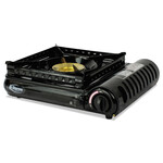 """Sterno Butane Stoves, 15000btu, Piezoelectric Ignition, 13"""" x 11"""" x 3.75"""" Product Image"""