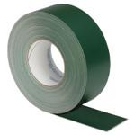"AbilityOne 7510000745157 SKILCRAFT Waterproof Tape - ""The Original'' 100 MPH Tape, 3"" Core, 2.5"" x 60 yds, Dark Green Product Image"