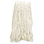 """AbilityOne 7920001711148, SKILCRAFT, Cut-End Wet Mop Head, 31"""", Cotton/Synthetic, Natural Product Image"""