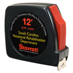 """AbilityOne 5210001824797, SKILCRAFT Tape Measure, 0.75"""" x 10 ft Power Return and Belt Clip, Steel Product Image"""