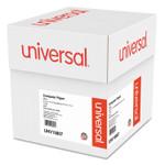 Universal Printout Paper, 1-Part, 20lb, 9.5 x 11, White, 2, 300/Carton Product Image