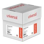 Universal Printout Paper, 3-Part, 15lb, 9.5 x 11, White/Canary/Pink, 1, 200/Carton Product Image