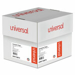Universal Printout Paper, 4-Part, 15lb, 9.5 x 11, White/Canary/Pink/Buff, 900/Carton Product Image