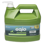 AbilityOne 8520016471708 GOJO SKILCRAFT Ecopreferred Pumice Hand Cleaner, 1 Gal Pump, Lime, 4/BX Product Image