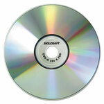 AbilityOne 7045015155372, Branded Attribute Media Disks, DVD-R, 4.7GB, 4x, Spindle, 25/PK Product Image