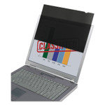 """AbilityOne 7045015708897, Shield Privacy Filter, Desktop/Notebook LCD Monitor, Wide, 24"""" Product Image"""