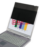 """AbilityOne 7045015708904, Shield Privacy Filter, Desktop/Notebook LCD Monitor, 17"""" Product Image"""
