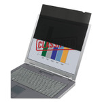 """AbilityOne 7045016192983, Shield Privacy Filter, LCD Monitor, Wide, 24"""", 16:9 Product Image"""