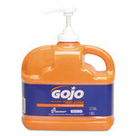 AbilityOne 8520015220840, SKILCRAFT, GOJO Pumice Hand Cleaner, Fresh Citrus, 0.5 Gal Pump Bottle, 6/Carton Product Image