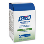 AbilityOne 8520015223888, PURELL Gel Hand Sanitizer with Aloe, 1000 mL Pouch, 8/Carton Product Image