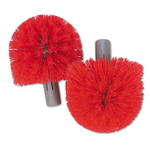 Unger Replacement Heads for Ergo Toilet-Bowl-Brush System, 2/Pack, 5 Packs/Carton Product Image