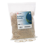 """AbilityOne 7510015783515 SKILCRAFT Rubber Bands, Size 19, 0.03"""" Gauge, Beige, 1 lb Box, 1,700/Pack Product Image"""