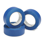 """AbilityOne 7510015789302 SKILCRAFT Painter's Tape, 3"""" Core, 1.5"""" x 60 yds, Blue Product Image"""