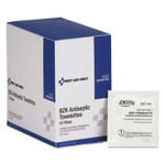 First Aid Only Antiseptic Cleansing Wipes, 50/Box Product Image