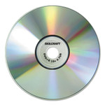 AbilityOne 7045015155374, Branded Attribute Media Disks, DVD+R, 4.7GB, 4x, Spindle, 25/PK Product Image