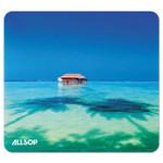 Allsop Naturesmart Mouse Pad, Tropical Maldives, 8 1/2 x 8 x 1/10 Product Image