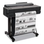 "HP DesignJet T630 24"" Large-Format Wireless Plotter Printer Product Image"