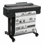 "HP DesignJet T650 24"" Large-Format Wireless Plotter Printer Product Image"