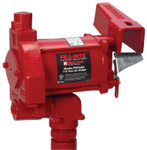 Fill-Rite Rotary Vane Pumps with Manual Nozzle, 20 gpm, Rotary Vane Amp Product Image
