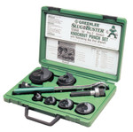 Greenlee Slug-Buster Knockout Kits, 1/2 in - 2 in Product Image