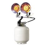 HeatStar Portable Propane Radiant Heaters, 20,000 Btu/h, 15 h Product Image