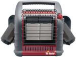 HeatStar Mr. Heater Portable BIG Buddy Heaters, 4,000/9,000/18,000 Btu/h Product Image