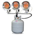 HeatStar Portable Propane Radiant Heaters, 42,000 Btu/h, 43 h Product Image
