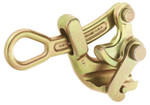 Klein Tools Haven Grips, Knurled Eccentric Jaw, 5,000 lb Cap, 1/2 in Cable Size, Swing Latch Product Image