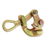 Klein Tools Haven Grips, Knurled Eccentric Jaw, 2,500 lb Cap., 1/4 in Cable Size Product Image