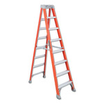Louisville Ladder FS1500 Series Fiberglass Step Ladder, 8 ft x 24 7/8 in, 300 lb Capacity Product Image