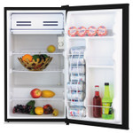 Alera 3.2 Cu. Ft. Refrigerator with Chiller Compartment, Black Product Image