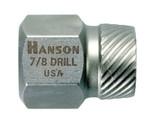 Stanley Products Hex Head Multi-Spline Screw Extractors - 522/532 Series, 1/4 in Dia, Bulk Product Image