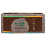 SEVENTH GENERATION 100% Recycled Napkins, 1-Ply, 12 x 12, Unbleached Product Image