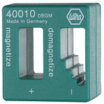 Wiha Tools Magnetizers/Demagnetizers, 2.1 in x 2 in x 1.1 in Product Image