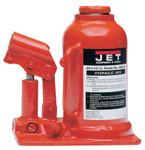 JPW Industries JHJ Series Heavy-Duty Industrl Bottle Jack, 4-1/8 W x 6-1/2 L x 9-1/2 - 18-1/2 H, 12.5 ton Product Image