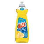 Colgate-Palmolive Dish Detergent, Lemon Scent, 28 oz Bottle Product Image