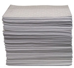 Anchor Products Oil-Only Sorbent Pad, Heavy-Weight, Absorbs 20.5 gal, 15 in x 17 in Product Image