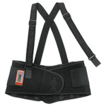 Ergodyne ProFlex 2000SF High Performance Back Supports, X-Large, Black Product Image