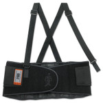 Ergodyne ProFlex 100 Economy Back Supports, Large, Black Product Image