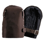 CLC Custom Leather Craft Leather Kneepads, Buckle, Tan Product Image
