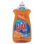 Colgate-Palmolive Dish Detergent, Liquid, Antibacterial, Orange, 52 oz, Bottle Product Image