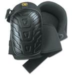 CLC Custom Leather Craft Professional Tread-Pattern Kneepads, Slide Buckle, Black Product Image